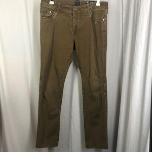 KUHL 38x32 Kanvus Jeans Vintage Patina Dye Pants